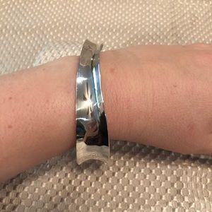 Beautiful authentic silver bracelet